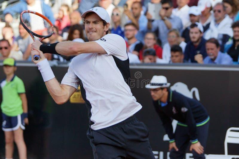 Andy Murray (GBR) lizenzfreie stockbilder