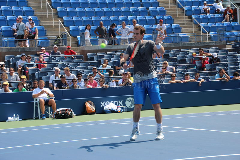 Download Andy Murray editorial stock image. Image of game, professional - 33070379