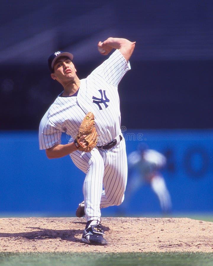 Andy Pettitte New York Yankees stockfotos
