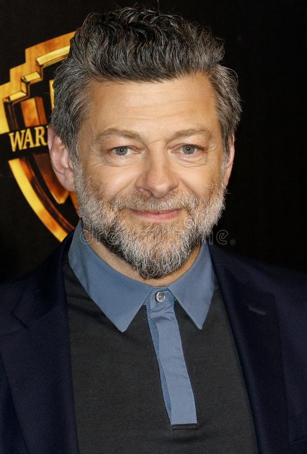 Andy Serkis photographie stock