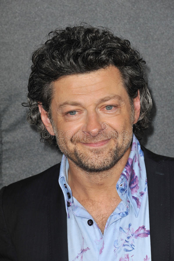 Download Andy Serkis editorial photo. Image of planet, july, grauman - 26290036