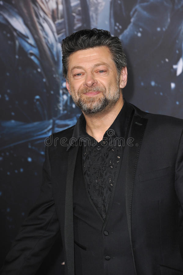 Andy Serkis stock images