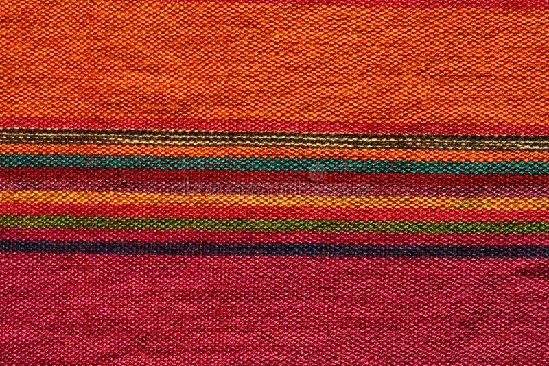 andyjska kolorowa tkanina obrazy stock