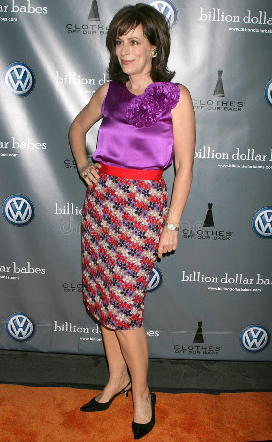Ane Kaczmarek at the Clothes Off Our Back + Billion Dollar Babes iconic shopping event Kick Off VIP Party, Petersen Automotive Mus. Eum, Los Angeles, CA. 11-05 royalty free stock photos