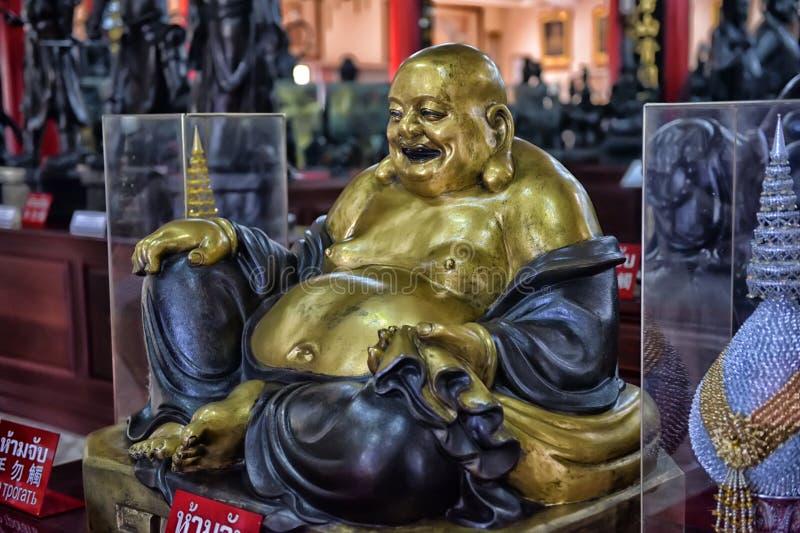 Anek Kuson Sala Pattaya Viharn Sien jest pięknym chińczykiem t zdjęcie royalty free