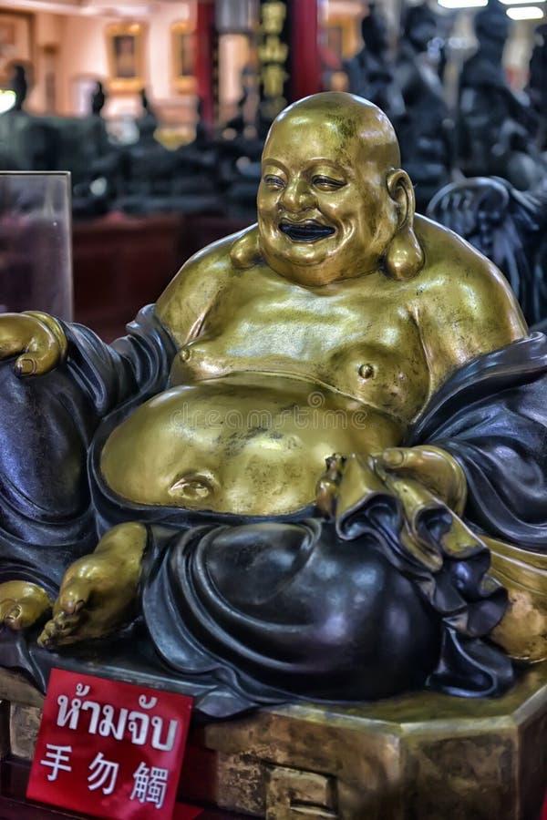 Anek Kuson Sala Pattaya Viharn Sien jest pięknym chińczykiem t zdjęcia royalty free