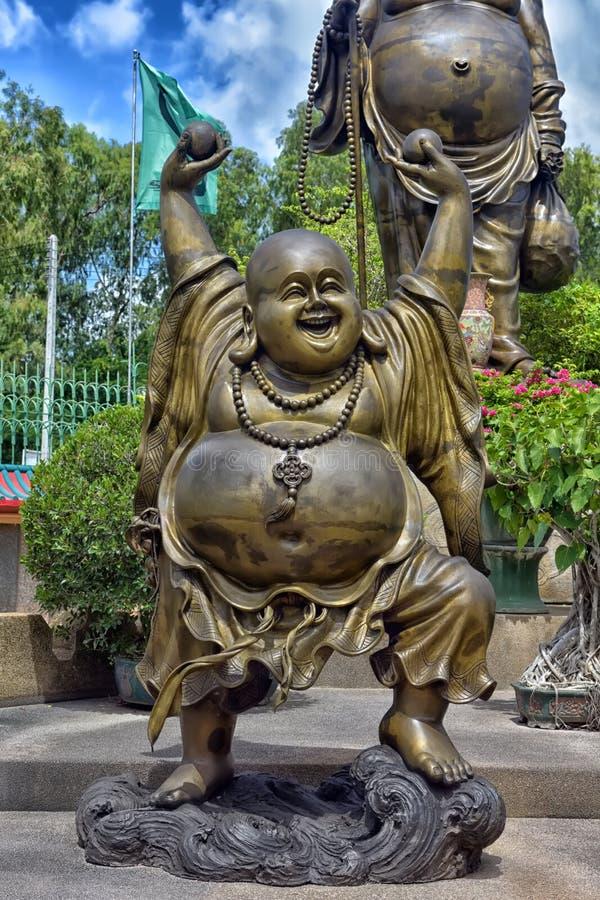 Anek Kuson Sala Pattaya, Viharn Sien is mooi Chinees t stock foto's