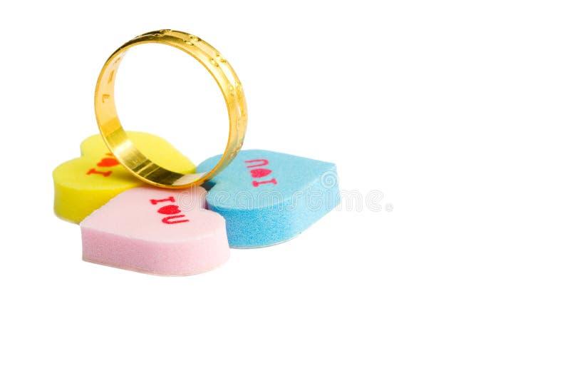 Download Anel de casamento imagem de stock. Imagem de você, cor - 10052577
