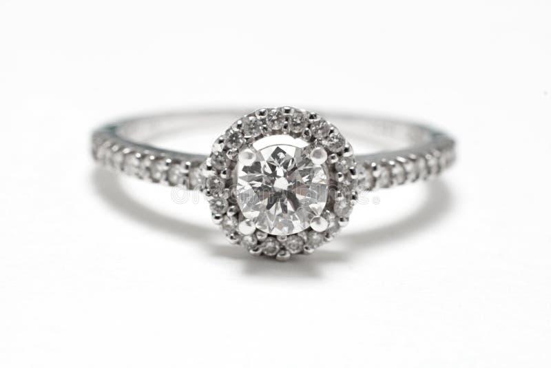 Anel de casamento imagens de stock royalty free