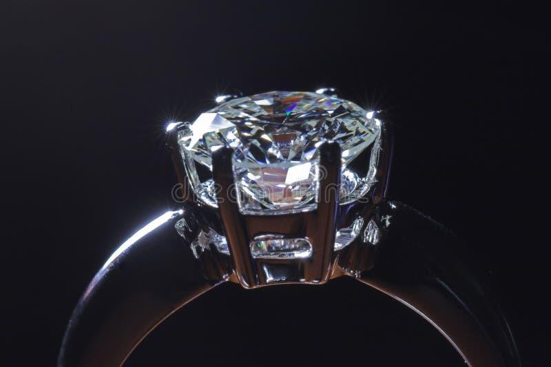 Anel de diamante fotos de stock royalty free