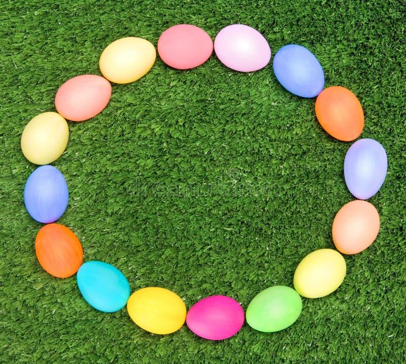 Anel de Easter imagem de stock
