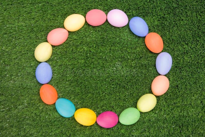 Anel de Easter fotos de stock