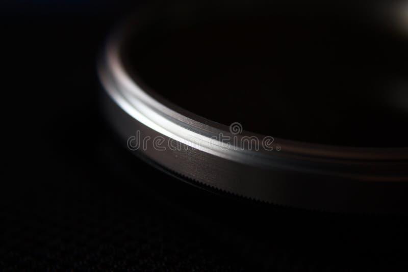 Anel do metal imagens de stock