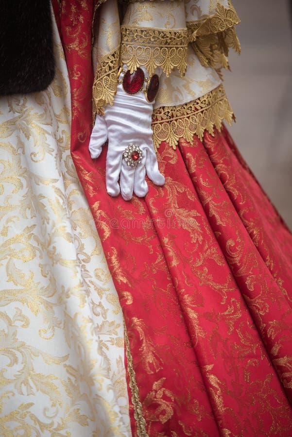Anel em Veneza, Itália foto de stock royalty free