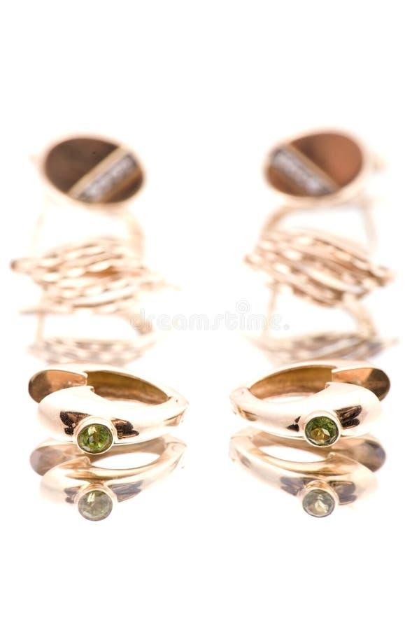 Download Anello di orecchio immagine stock. Immagine di regalo - 7311549
