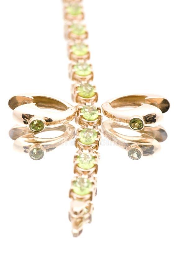 Download Anello E Catena Di Orecchio Fotografia Stock - Immagine di ornamento, anelli: 7311540