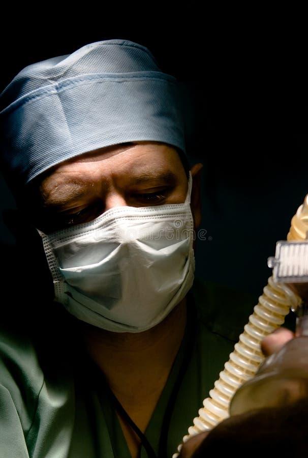 anestezjolog obrazy stock