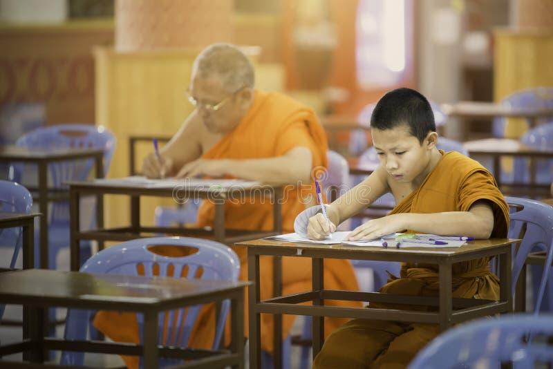Anfänger sitzen in den Büchern lizenzfreie stockfotografie