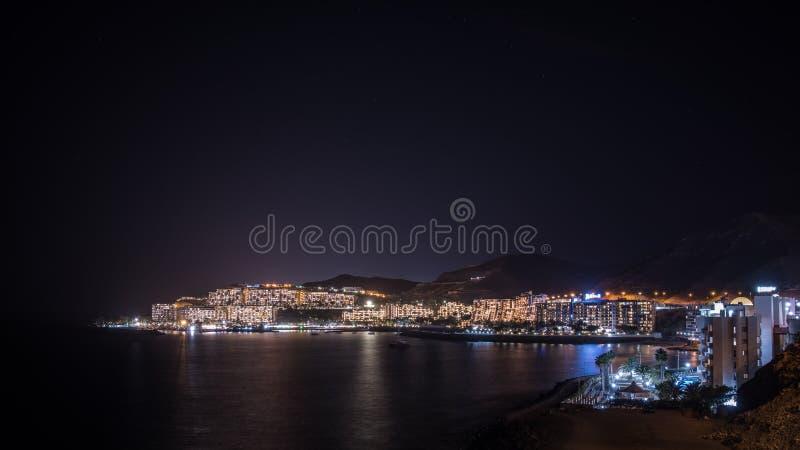Anfi Del Mar, Gran Canaria ö, Spanien fotografering för bildbyråer