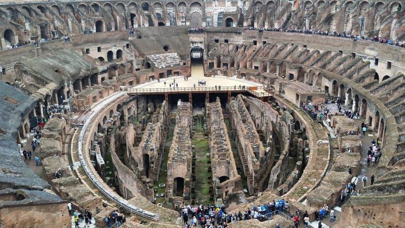 Anfiteatro flavio стоковое изображение rf