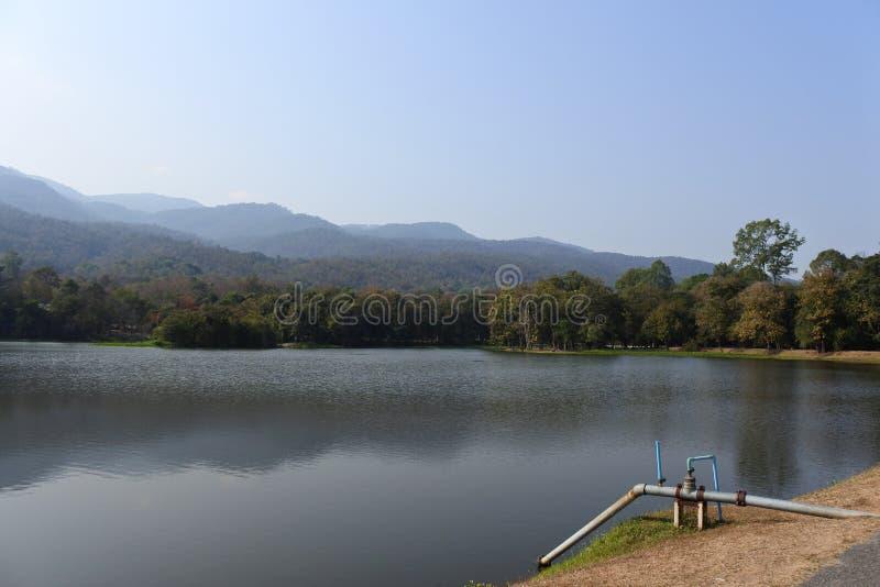 Ang Kaew Reservoir fotos de stock