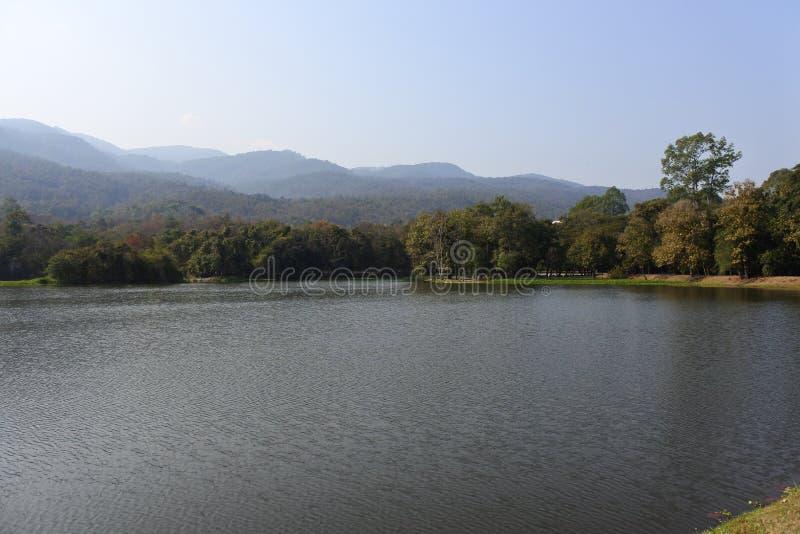 Ang Kaew Reservoir imagem de stock royalty free