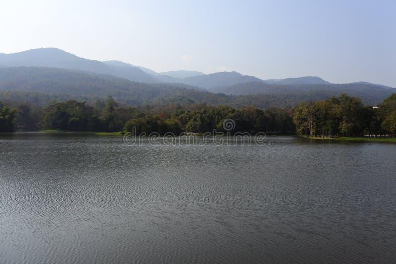 Ang Kaew Reservoir fotos de stock royalty free