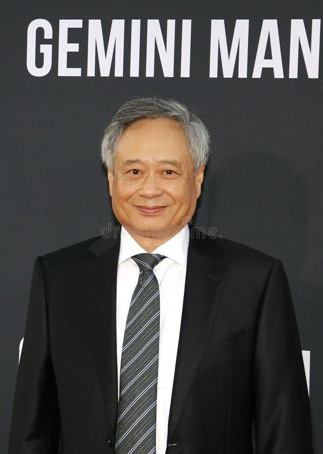 Ang Lee royalty free stock photos