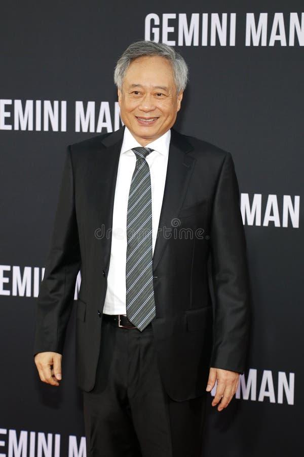 Ang Lee stock image