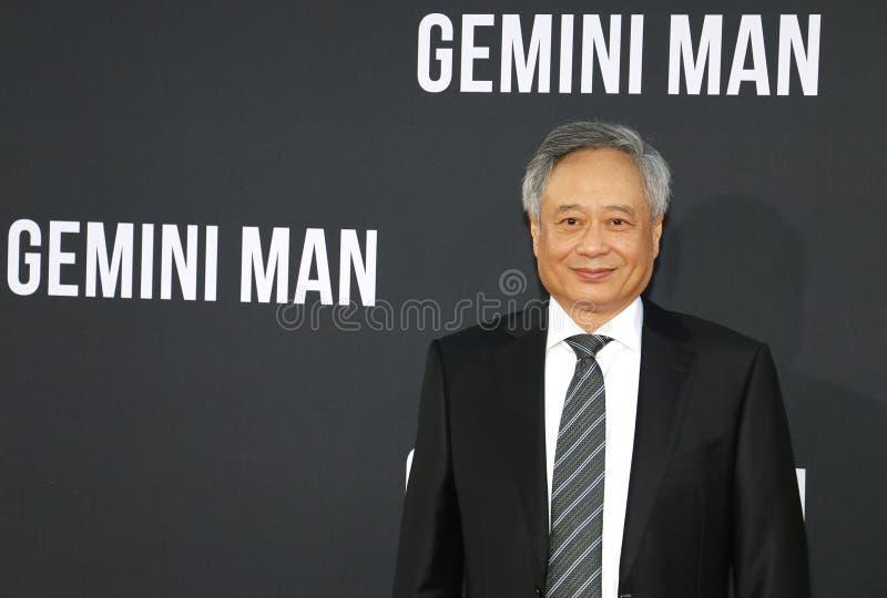 Ang Lee royalty free stock photo
