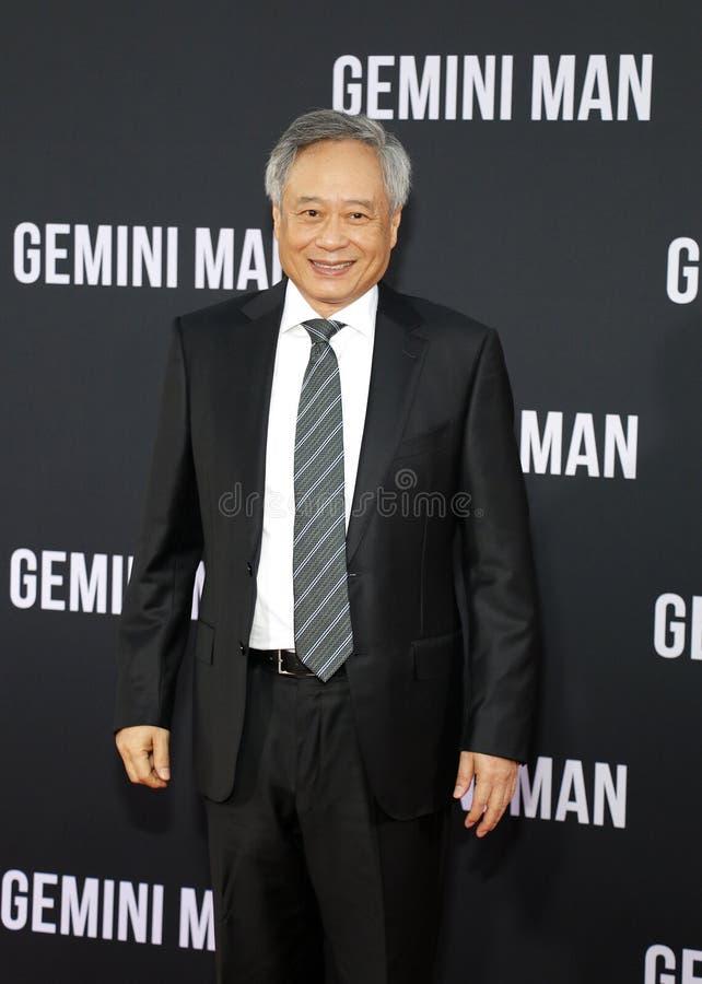Ang Lee royalty free stock photography
