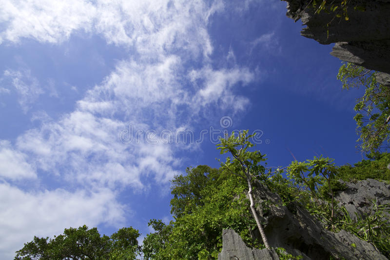 Ang thong the islands in thailand royalty free stock photo