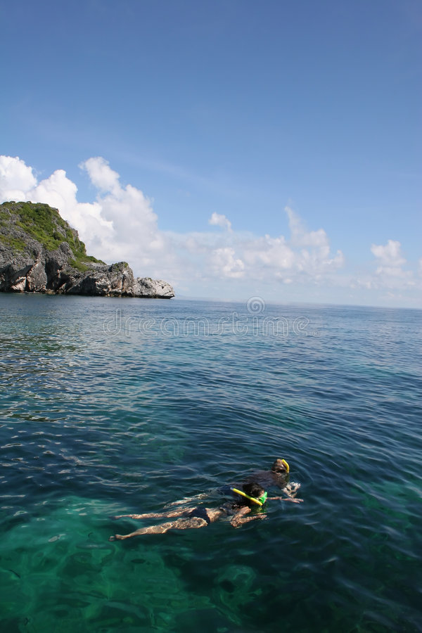 Free Ang Thong Marine Park Royalty Free Stock Photography - 1401817