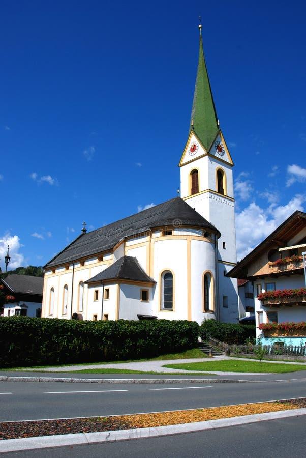 Angath教会 图库摄影