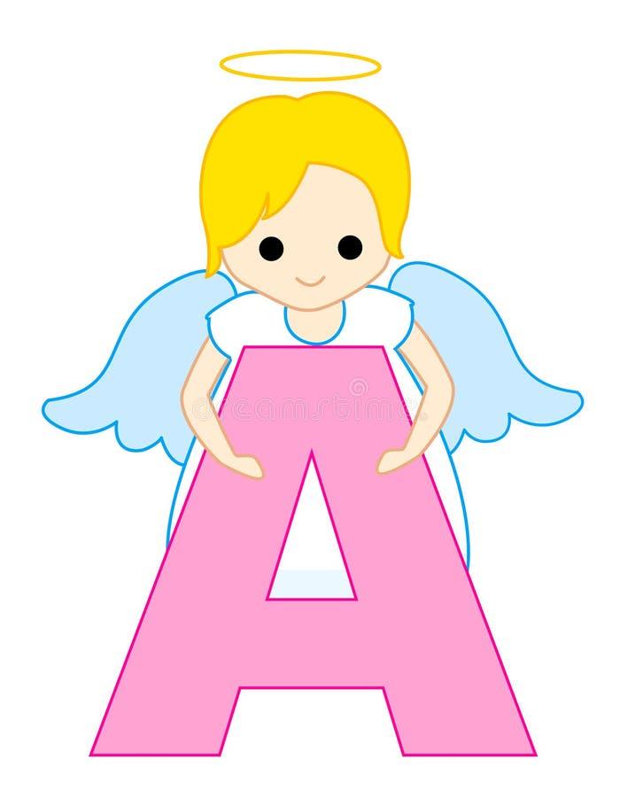 Ange illustration stock