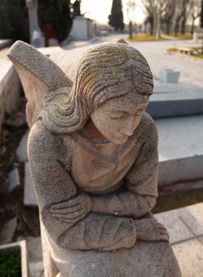 ange de gardien image libre de droits