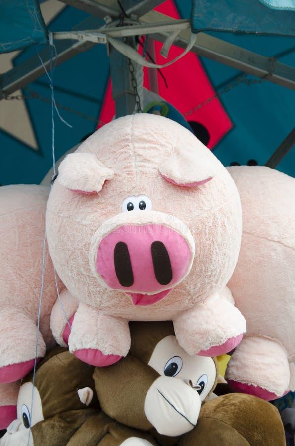 Angefüllter Schweinpreis stockfoto