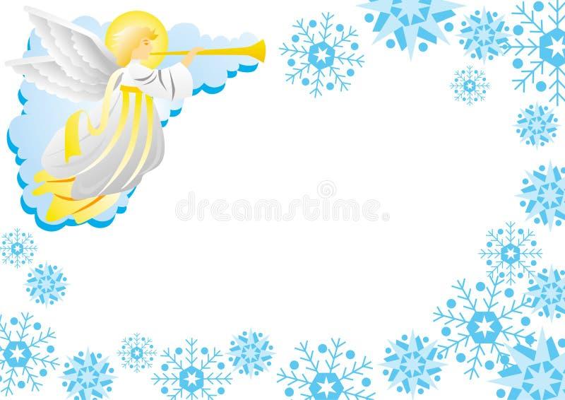 Angel stock illustration