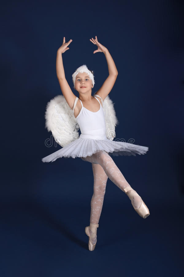 Download Angel stock image. Image of blue, ballerina, pantyhose - 16325887