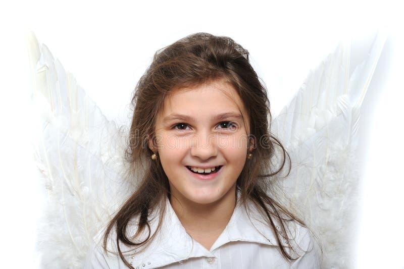 Download Angel stock image. Image of happy, angel, inocence, girl - 7406405