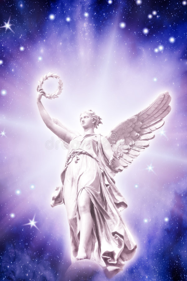 Download Angel stock image. Image of christian, peace, innocence - 8947727