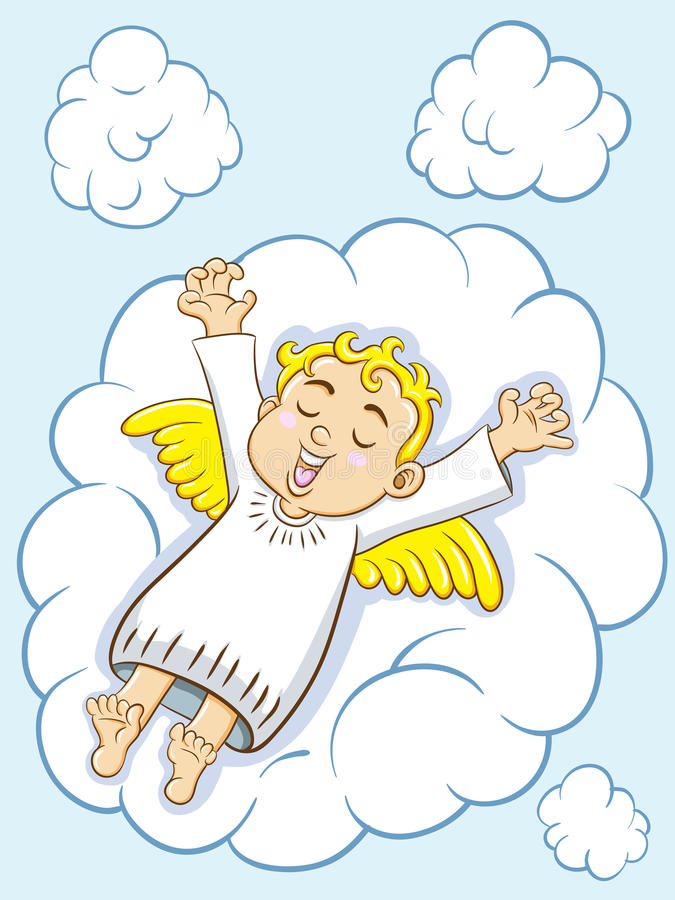 Download Angel Boy Stock Photos - Image: 25676703