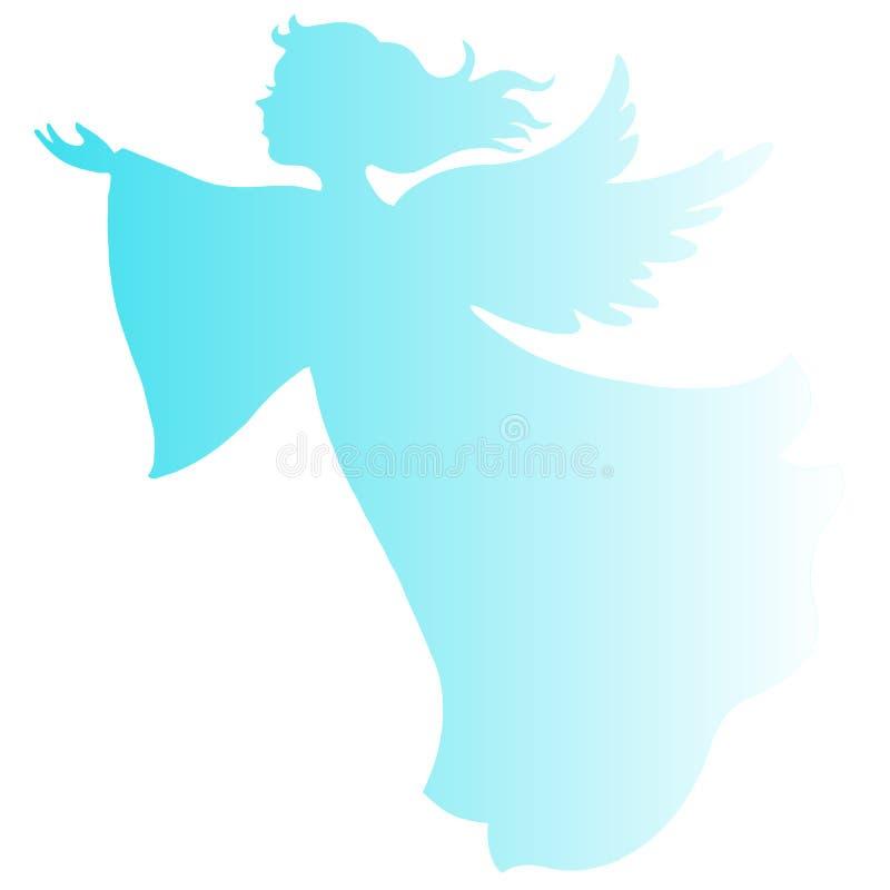 Angel Decoration ilustração royalty free
