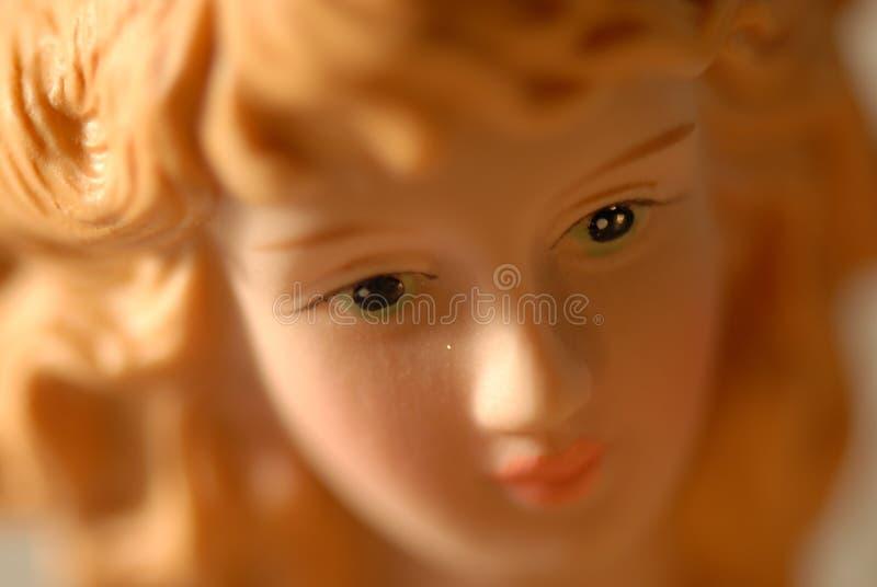 Angel Eyes stock image