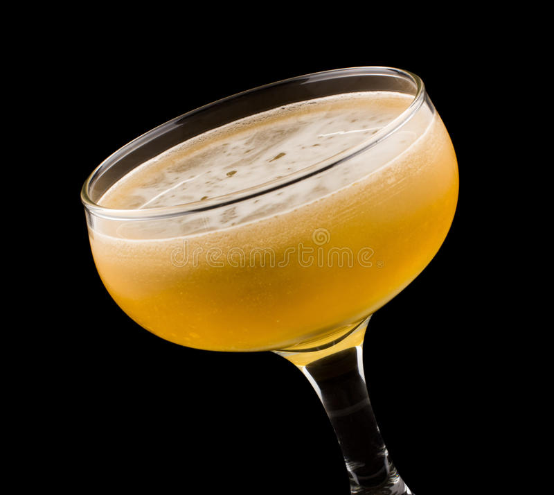 Angel Face-cocktail royalty-vrije stock afbeeldingen