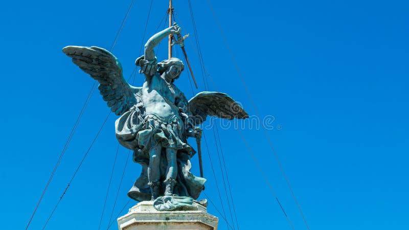 Angel Fort santo e Angel Bridge santo immagini stock