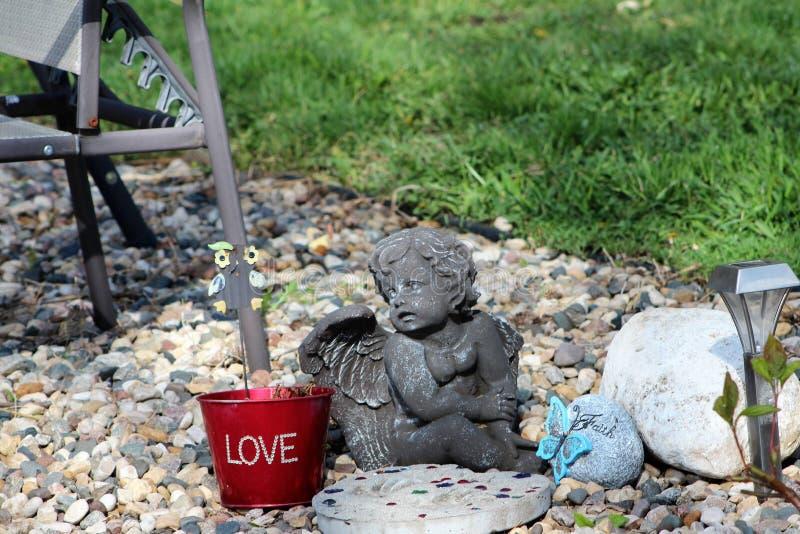 Angel Garden stock foto's