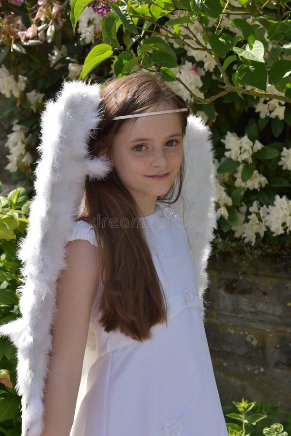 Angel Girl fotos de archivo