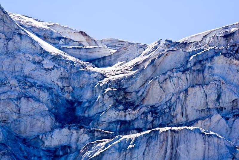 Angel Glacier in Jasper National Park, Alberta, Canada royalty free stock photo