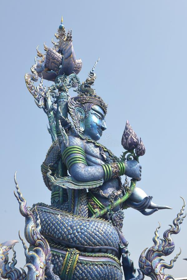 Angel Goddess Statue tailandese immagine stock libera da diritti